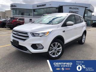 Used 2019 Ford Escape SE 4WD | Heated Seats | Remote Start | Power Liftgate for sale in Winnipeg, MB
