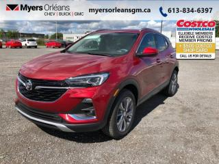 New 2020 Buick Encore GX - Leather Seats - Sunroof for sale in Orleans, ON