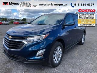 New 2020 Chevrolet Equinox LT  - Heated Seats - Power Liftgate for sale in Orleans, ON