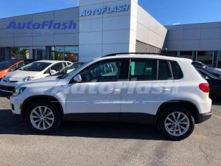 Used 2014 Volkswagen Tiguan Comfortline FWD *Cuir/Leather *Bluetooth *GPS for sale in St-Hubert, QC