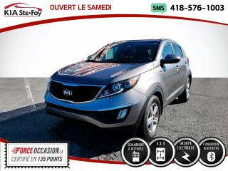 Used 2016 Kia Sportage * LX* AWD* BLUETOOTH* JAMAIS ACCIDENTÉ * for sale in Québec, QC