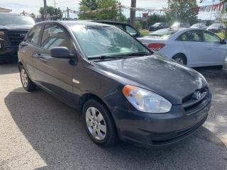 Used 2011 Hyundai Accent Hayon 3 portes, boîte automatique, GL for sale in Pointe-Aux-Trembles, QC