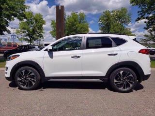 New 2021 Hyundai Tucson Ultimate for sale in Calgary, AB