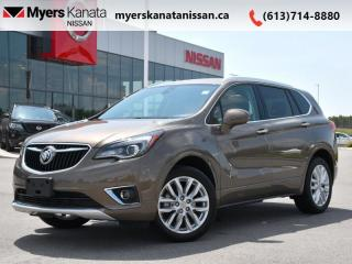 Used 2019 Buick Envision Premium  - Leather Seats -  Heated Seats - $263 B/W for sale in Kanata, ON