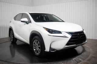 Used 2017 Lexus NX 200t AWD CUIR CAMERA DE RECUL MAGS for sale in St-Hubert, QC