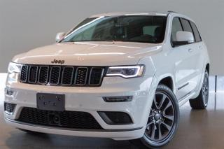 Used 2018 Jeep Grand Cherokee Overland for sale in Langley City, BC