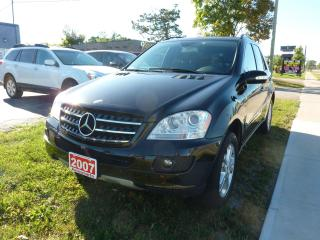 Used 2007 Mercedes-Benz M-Class 3.5L for sale in Kitchener, ON