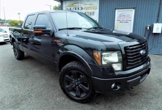 Used 2012 Ford F-150 ***FX4 DECOR,CUIR,TOIT,MAGS 20p,CAMERA** for sale in Longueuil, QC