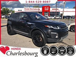 Used 2016 Land Rover Evoque HSE AWD**GPS-MERIDIAN AUDIO** for sale in Charlesbourg, QC