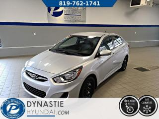 Used 2012 Hyundai Accent GL for sale in Rouyn-Noranda, QC