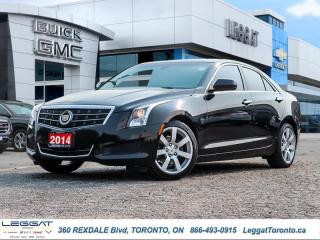 Used 2014 Cadillac ATS RWD for sale in Etobicoke, ON