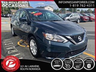 Used 2017 Nissan Sentra SV for sale in Rouyn-Noranda, QC