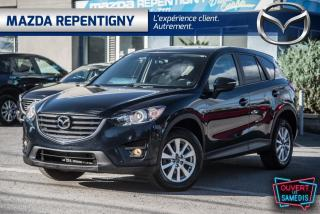 Used 2016 Mazda CX-5 GS FWD GPS TOIT BLUETOOTH 64.30$/SEM for sale in Repentigny, QC