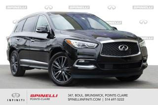 Used 2016 Infiniti QX60 Delux Touring / TOIT PANO / COOLING SEAT 360 CAM / CUIR / TOIT PANO for sale in Montréal, QC