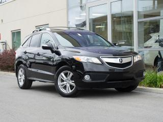 Used 2014 Acura RDX AWD 4dr / CUIR / CAMERA / TOIT**** BAS KMS / TOIT / CUIR for sale in Montréal, QC