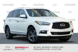 Used 2016 Infiniti QX60 AWD 4dr / CAMERA 360 / NAVI  / PREMIUM NAVI / CAMERA 360 / CUIR for sale in Montréal, QC