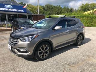 Used 2018 Hyundai Santa Fe Sport Ultimate for sale in Flesherton, ON