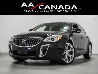 Used 2016 Buick Regal GS for sale in North York, ON