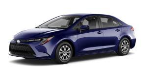 New 2021 Toyota Corolla Hybrid for sale in Renfrew, ON