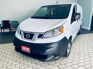 Used 2015 Nissan NV200 S for sale in Brampton, ON
