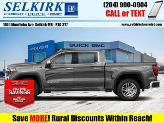 New 2020 GMC Sierra 1500 - Power Sunroof - Premium Package for sale in Selkirk, MB
