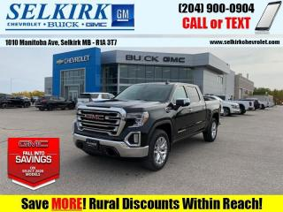 New 2020 GMC Sierra 1500 SLT  - Navigation for sale in Selkirk, MB