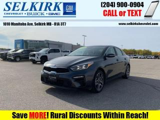 Used 2020 Kia Forte EX+ IVT  - Sunroof for sale in Selkirk, MB