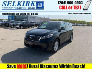Used 2020 Kia Sorento LX+  -  Android Auto for sale in Selkirk, MB