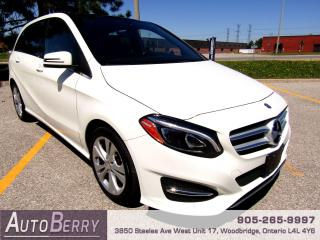Used 2016 Mercedes-Benz B-Class B250 - 4MATIC - Turbo for sale in Woodbridge, ON