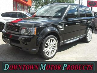 Used 2011 Land Rover Range Rover Sport HSE Luxury 4WD for sale in London, ON