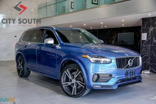 Used 2017 Volvo XC90 T6 R-Design for sale in Toronto, ON