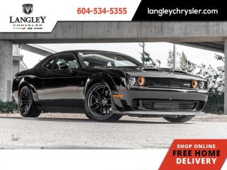 Used 2019 Dodge Challenger SRT Hellcat Redeye  Red Eye / Wide Body for sale in Surrey, BC