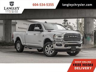 New 2020 RAM 3500 Laramie  - Sunroof - Leather Seats for sale in Surrey, BC