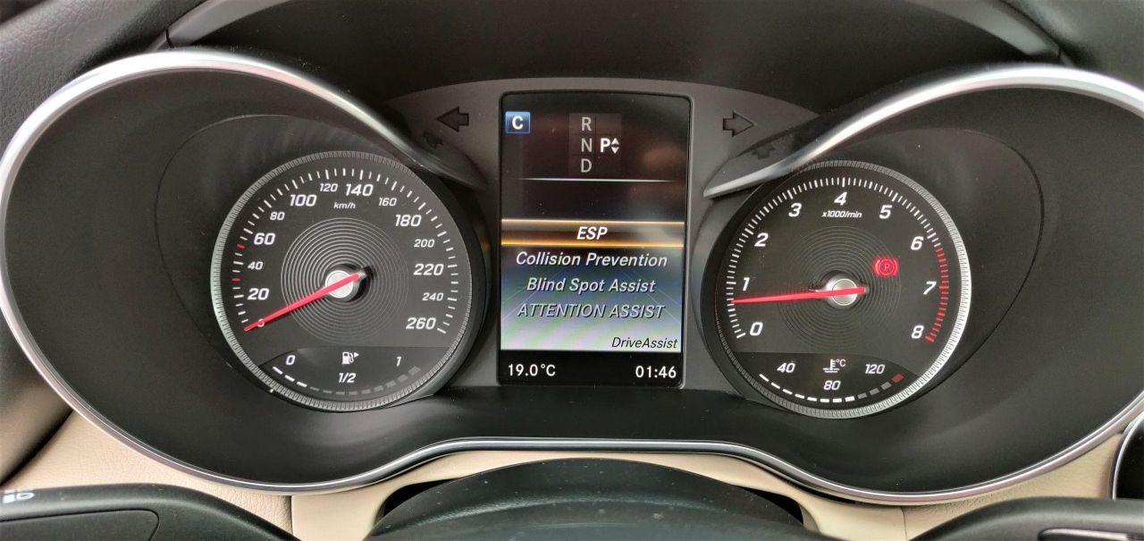2017 Mercedes-Benz C300
