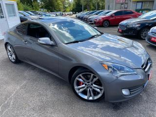 Used 2011 Hyundai Genesis Coupe GT/ NAVI/ LEATHER/ SUNROOF/ BREMBO/ TINTED ++ for sale in Scarborough, ON