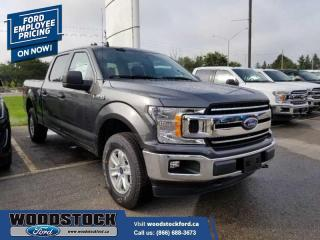 New 2020 Ford F-150 XLT  - $312 B/W for sale in Woodstock, ON