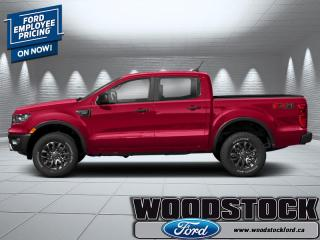New 2020 Ford Ranger XLT  - $275 B/W for sale in Woodstock, ON