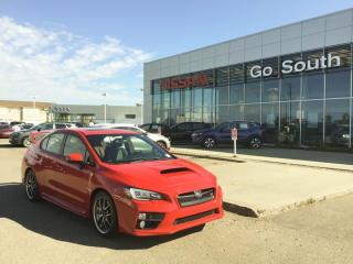 Used 2015 Subaru WRX SPORT TECH PKG, ,AWD for sale in Edmonton, AB