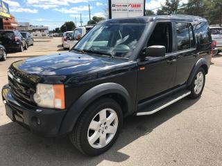 Used 2005 Land Rover LR3 HSE for sale in Mississauga, ON
