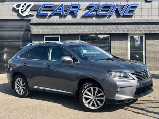 Used 2015 Lexus RX 350 Sportdesign for sale in Calgary, AB