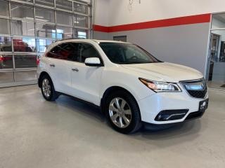 Used 2016 Acura MDX Elite Pkg for sale in Red Deer, AB