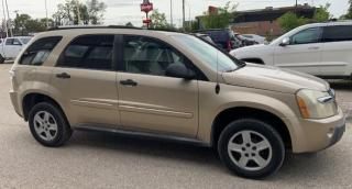 Used 2005 Chevrolet Equinox LS for sale in Brunkild, MB