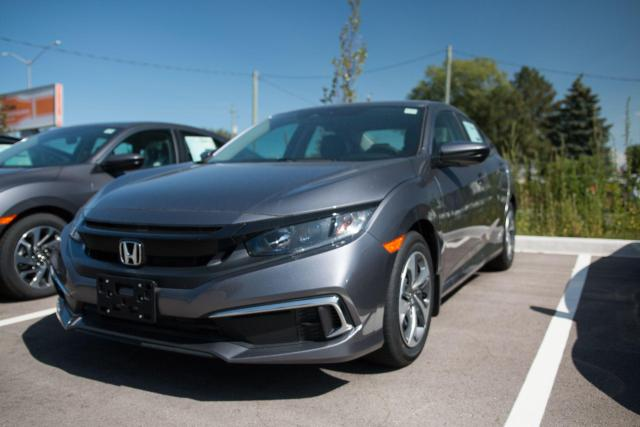 2020 Honda Civic Sdn LX CIVIC 4 DOORS