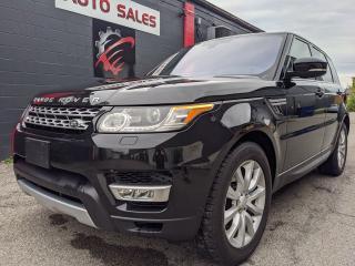 Used 2016 Land Rover Range Rover Sport Td6 HSE for sale in Burlington, ON
