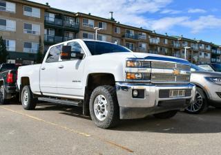 Used 2017 Chevrolet Silverado 2500 HD LT for sale in Red Deer, AB