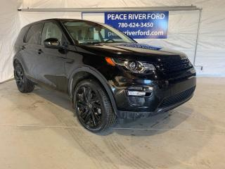 Used 2016 Land Rover Discovery Sport HSE for sale in Peace River, AB