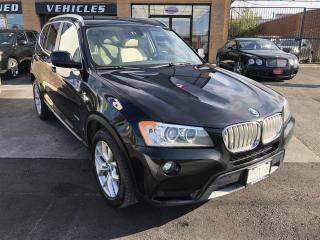 Used 2014 BMW X3 AWD 4dr xDrive28i for sale in North York, ON