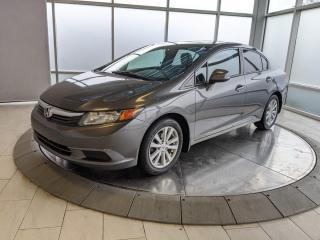 Used 2012 Honda Civic Sdn EX for sale in Edmonton, AB