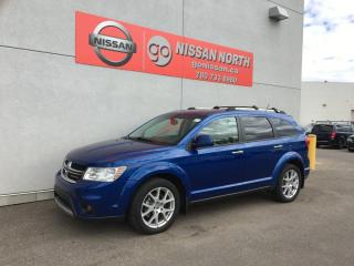 Used 2015 Dodge Journey R/T 4dr AWD Sport Utility / 7 Seater for sale in Edmonton, AB