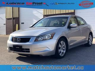 Used 2008 Honda Accord Sdn EX for sale in Winnipeg, MB